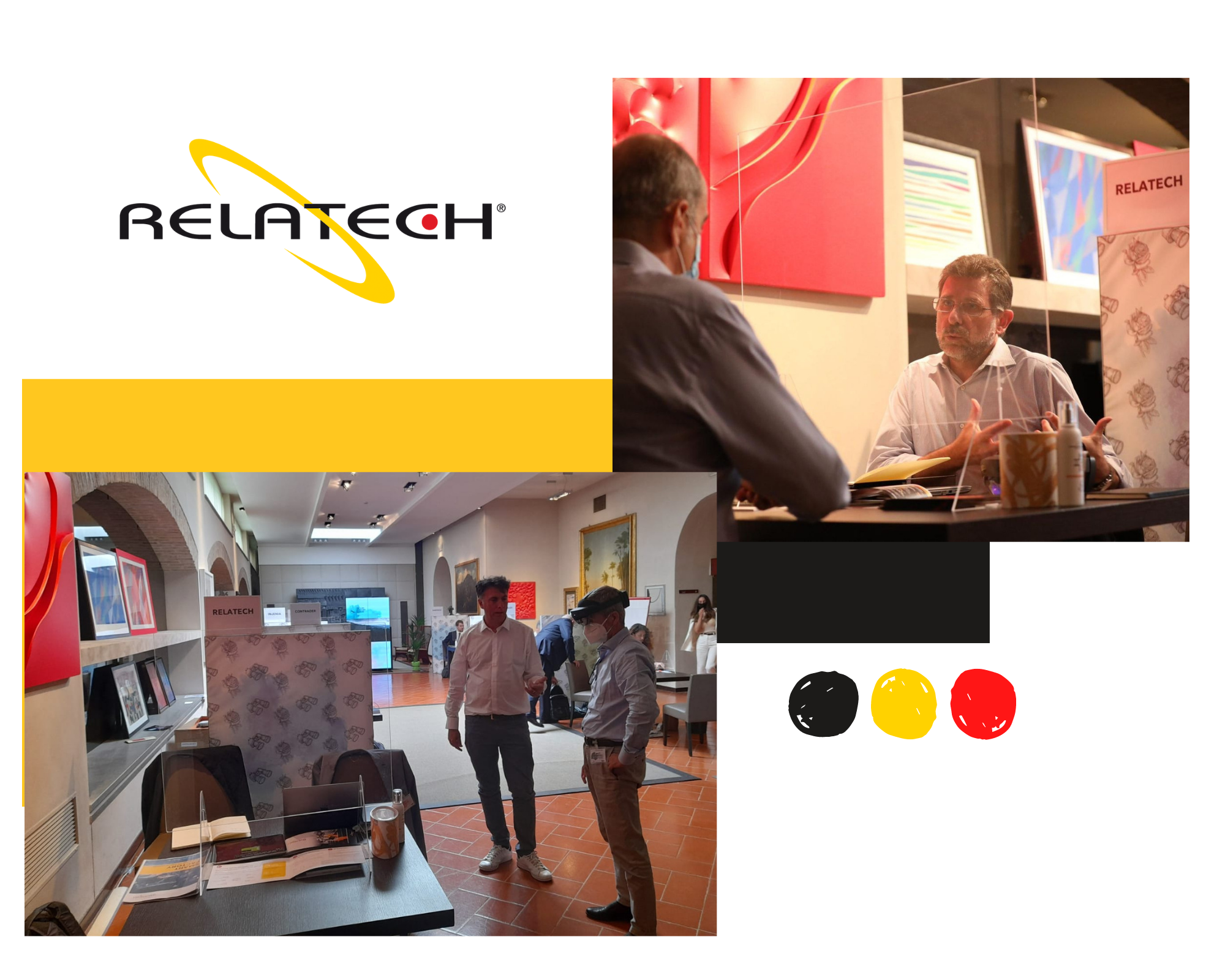 Relatech exhibitor at Richmond Future Factory Forum 2021
