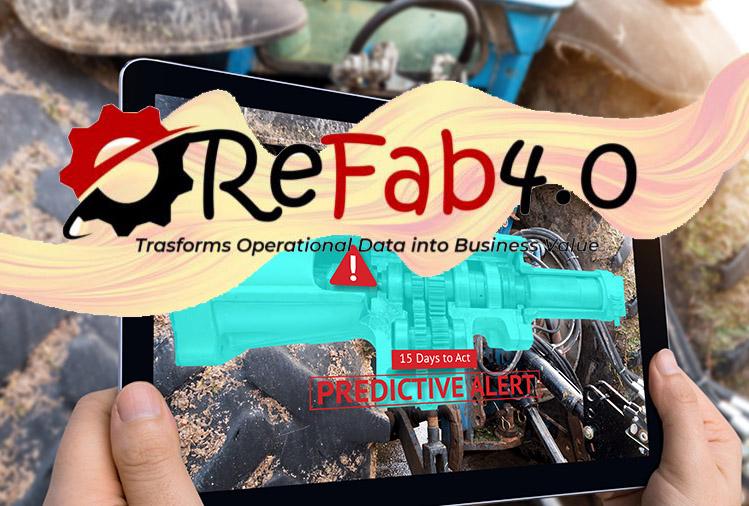 ReFab4.0, la soluzione Relatech per la predictive maintenance